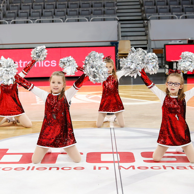 Brose Bamberg<br>Mini Dancers